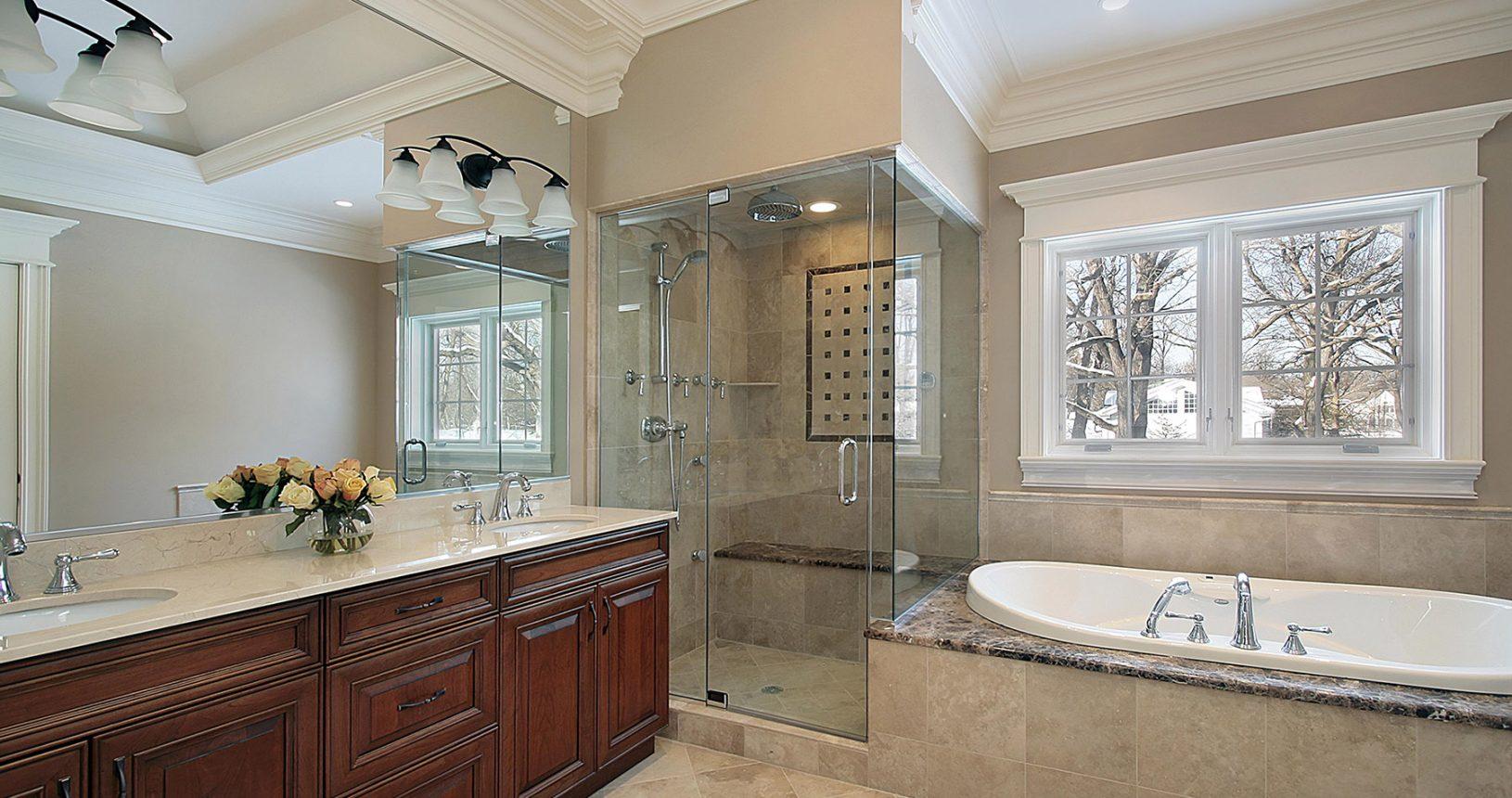 Bathroom Remodeling Luxury Bath