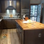 gallery kitchen remodeling contractor before and after images