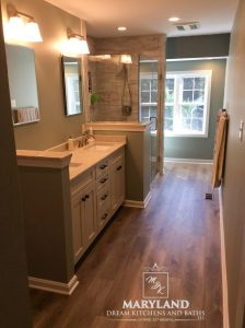 Bath Remodel Phoenix Md Dream Kitchens and Baths 2015