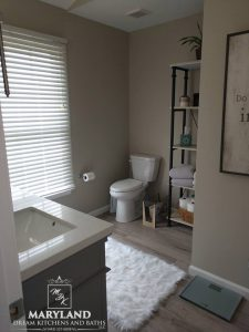Luxury Bath Remodeling Contractor - Modern Luxury Bathroom