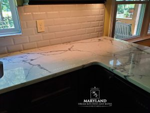 Bel Air MD Kitchen Remodeling Job July 2019 Accent Lighting