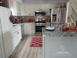 Kitchen Remodeling Contractors New White Cabinets, Countertops, Lighting, Flooring, and More