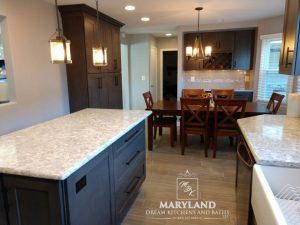 Kitchen Renovation Project Aberdeen MD Harford County